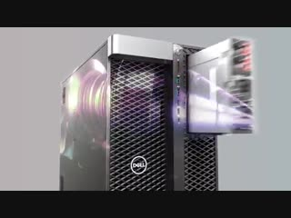 Dell Precision Fixed Workstations (2018) Product Overview