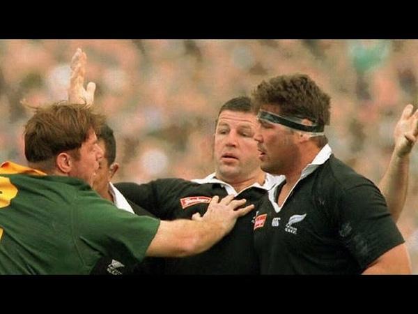 Rugby Test Match 1996 SA v NZ