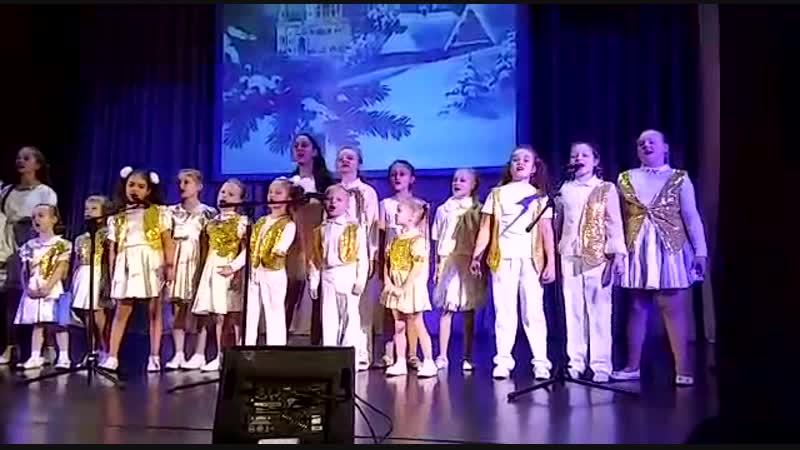 «Рождество» ,ансамбль Домисоль