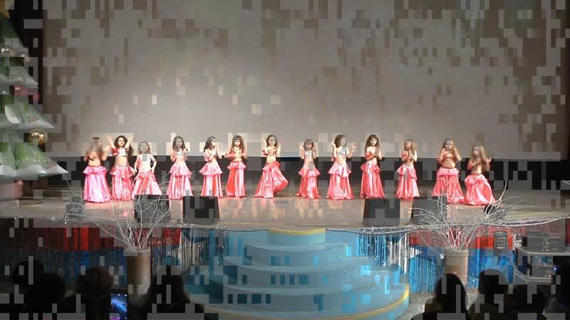 Восточные принцессы! школа танцев El'dance