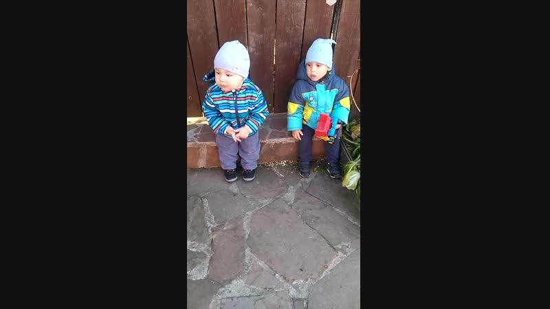 Сладкие мои сыновья 😘