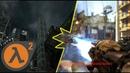 ВАУ Вырезанные Пушки и Карты из Half-Life 2 BETA - Тестируем))