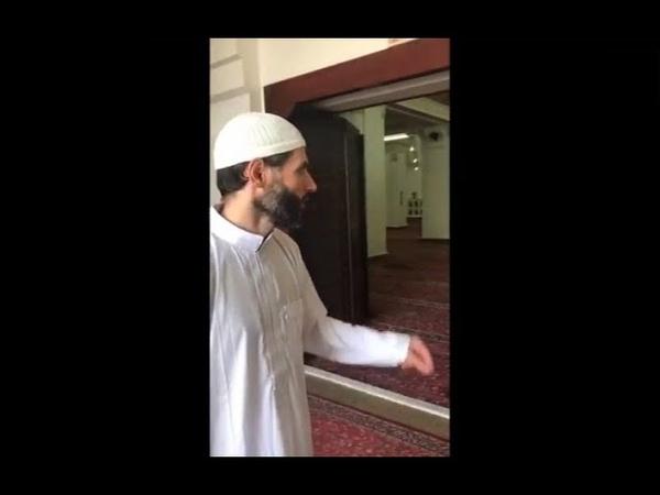 Почему Пророк однажды в Намазе повернулся на 180 градусов Шейх Мухаммад Гига