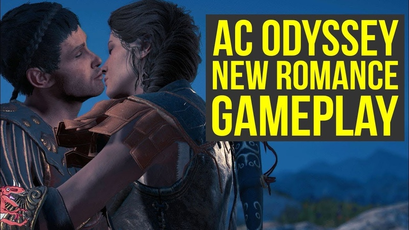 Assassin's Creed Odyssey Romance NEW GAMEPLAY Kassandra Thaletas START TO END (AC Odyssey Romance)