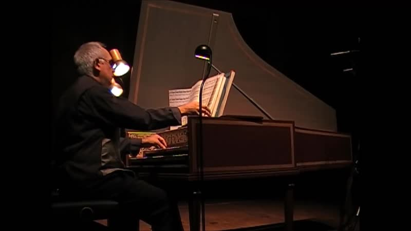 988 J. S. Bach - Goldberg-Variationen, BWV 988 - Robert Hill, harpsichord