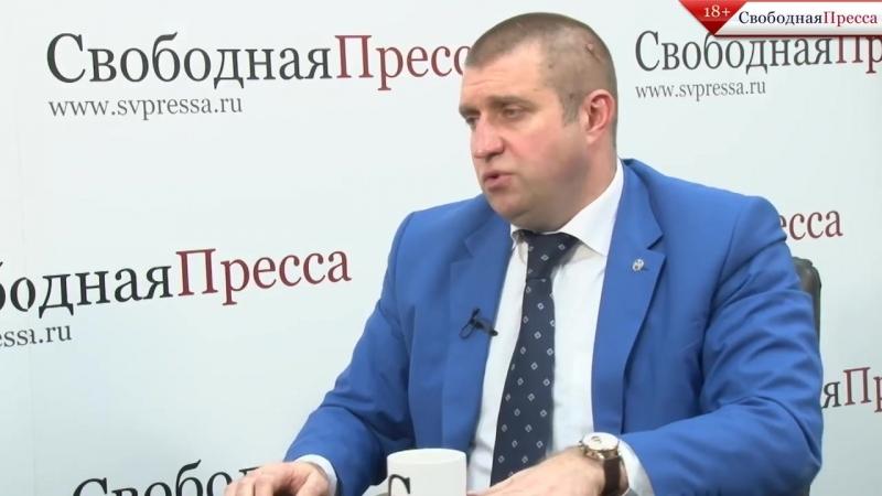 Дмитрий Потапенко_ «Пенсия в России – узаконенный грабеж»