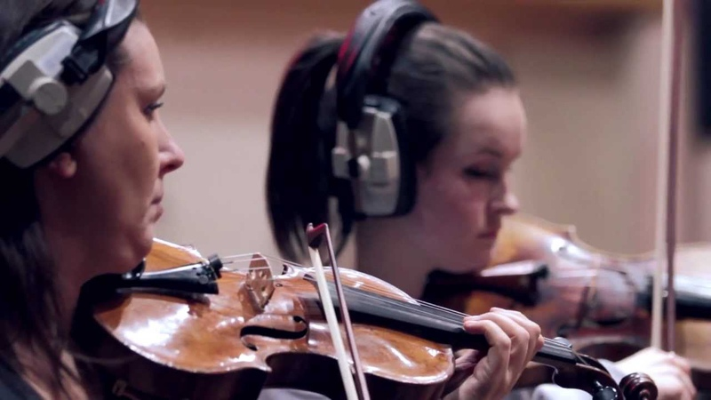 English Session Orchestra | Making of SILK, Series 2, BBC1