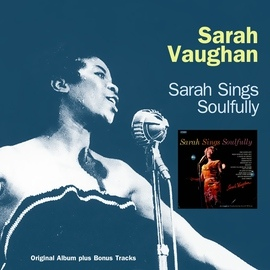 Sarah Vaughan альбом Sarah Sings Soulfully
