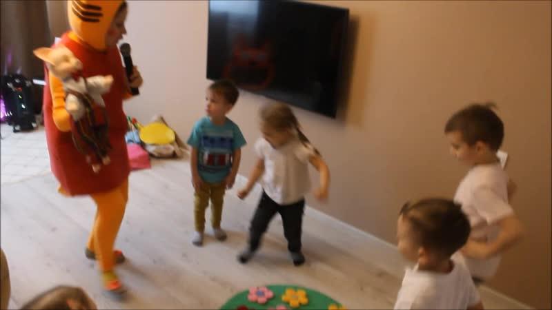 Танцы с Хрюшей