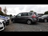 Получение Renault Grand Scenic 1.5 dCi, купленного на аукционе