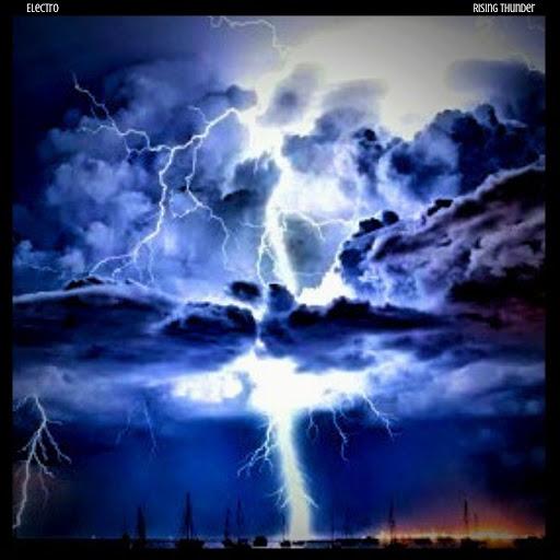Electro альбом Rising Thunder