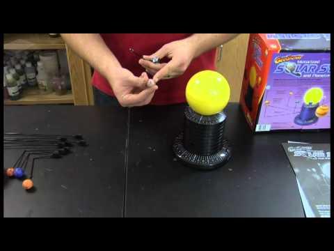 Solar System Assembly Demonstration - Wards Science