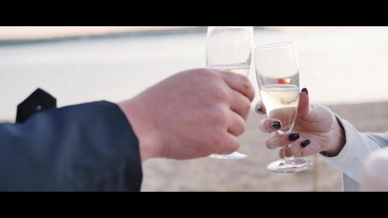 Свидание на острове ) предложение руки и сердца Алексей и Рина )