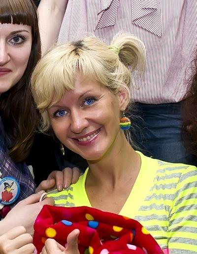 Наталья Родионова-Кавалерова