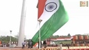 Hoisting of World's Largest Tallest Tiranga Indian National Tricolour Flag Six Sigma Films
