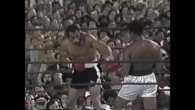Muhammad Ali vs Ken Norton 3rd fight Мохаммед Али Кен Нортон 3 й бой