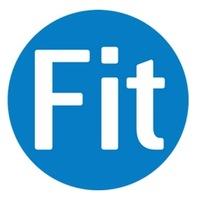 Логотип ВолжанинFit, фитнес-клуб