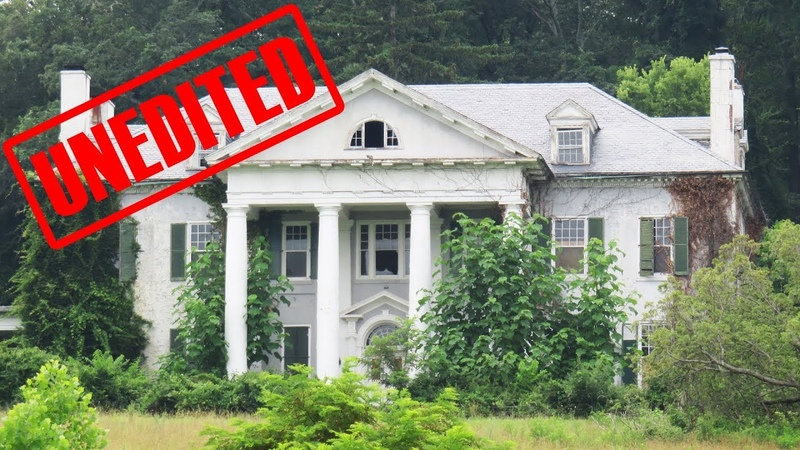 ABANDONED Selma Plantation Mansion - Unedited