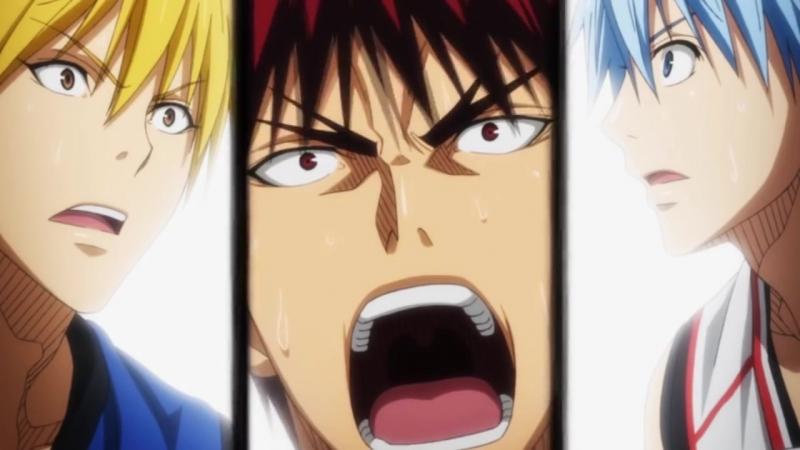「AMV」Kuroko No Basket 3 - Seirin Vs Kaijo -SEMIFINALS- Rise ᴳᴵᴺ.