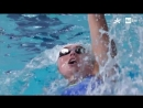 Women 100m Backstroke FINAL European Swimming Championships Glasgow 2018