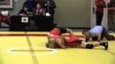 2014 Wesmen Duals: 59 kg Erin Sellars vs. Emily Kessler