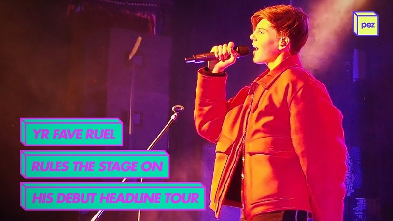 Your Fave Ruel Rules The Stage On His Debut Headline Tour