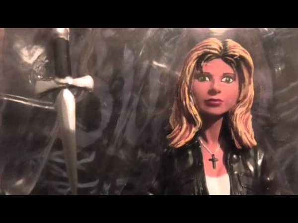 Buffy figure review- Prophecy girl Buffy!