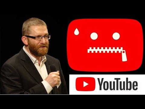 O żydach nie wolno rozmawiać, czyli cenzura na YouTube w praktyce | G. Braun