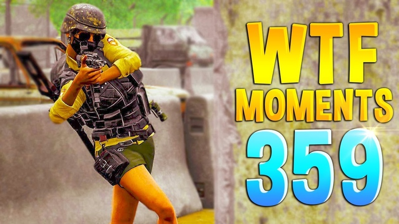 PUBG Daily Funny WTF Moments Highlights Ep 359