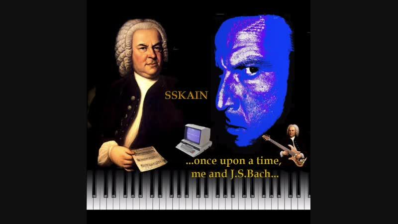 SSKAIN - J.S. Bach - Choral Prelude BWV 639 639(modern)