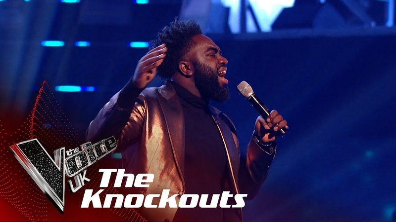 Emmanuel Smith's 'Made A Way'   The Knockouts   The Voice UK 2019