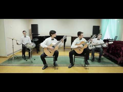 Игорь Шошин, «Блюз», Конкурс «Новый аккорд 2017» Исполняет ансамбль «Джаз бэнд»