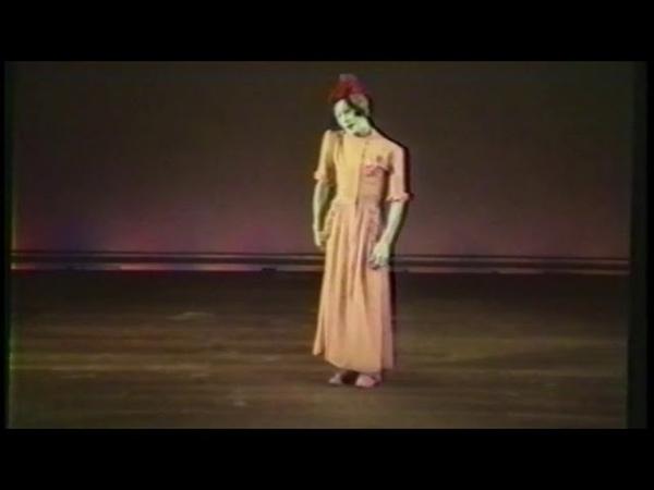 (Kazuo Ohno)(1977)Admirando a ArgentinaRa Aruhenchīna-shõ