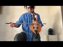 Cretan Lyra with Sympathetic strings from Japan 共鳴弦クレタンリラの即興