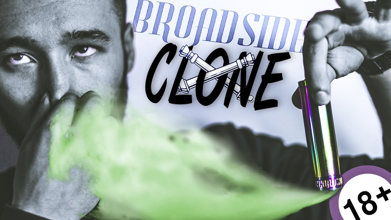 Клон Broadside MechMod | Вова не доволен | Обзор мужественного мода!