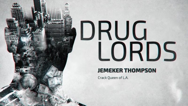 Наркобароны 2 сезон 2 серия Королева крэка Джемекер Томпсон Drug Lords 2018 FullHD