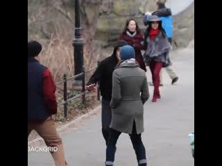 Лягуха в бегах