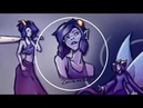 Speedpaint: Crossover Steven Universe [Lapis Lazuli] x Homestuck. Photoshop CS6