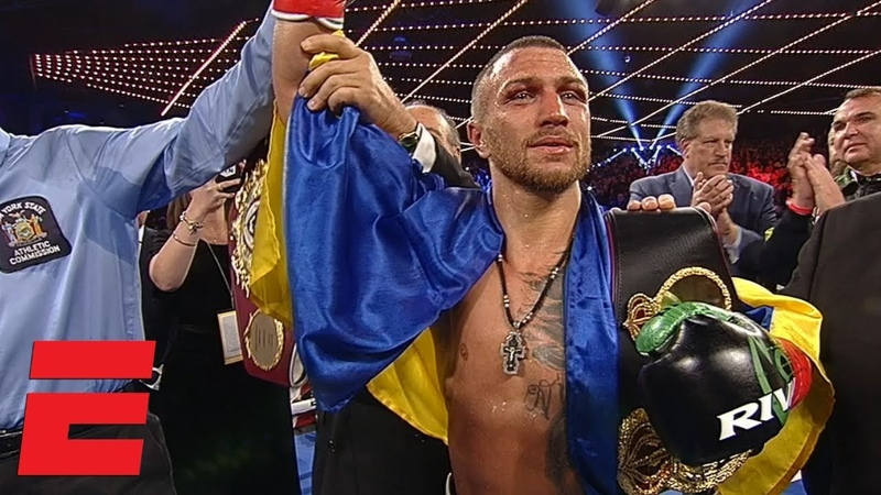 Vasiliy Lomachenko beats Jose Pedraza by decision Boxing Highlights