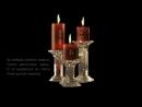 Три свечи свеча Надежды,Веры, и свеча любви