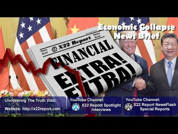 The Stage Has Been Set, Trade Deal Close To Completion - Episode 1793a