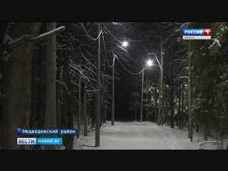 Спортсменам лыжной базы «Корта» Республики Марий Эл больше не придется тренирова