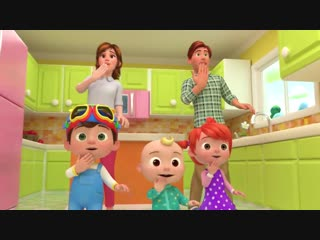 Please and Thank You Song _ CoCoMelon Nursery Rhymes Kids Songs