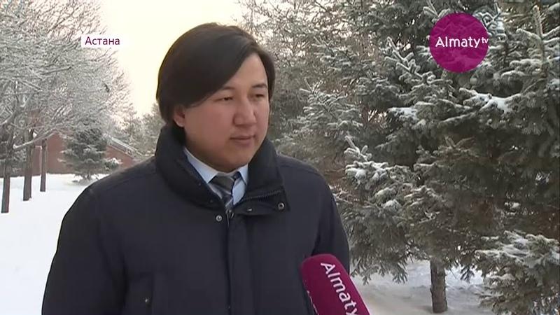 Капитан полиции с подельниками застрелил три десятка сайгаков (04.01.19)