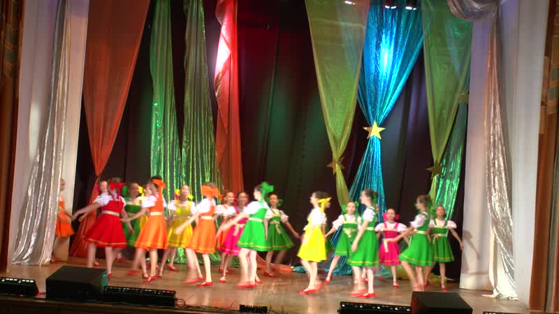 Девичий перепляс Районный этап конкурса фестиваля Успех 2019