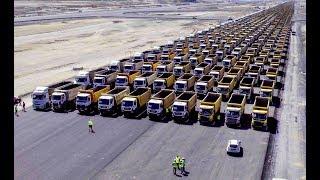 Турки превзошли китайцев Строительство самого большого аэропорта в мире