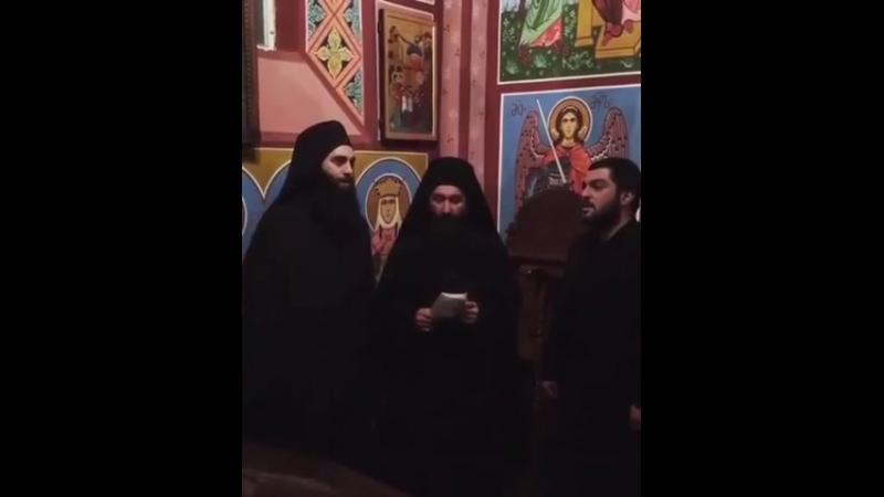 Грузинские христианские песнопения. @christian_reminders_