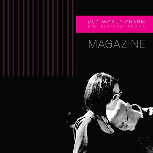 Magazine альбом Old World Charm (Live)