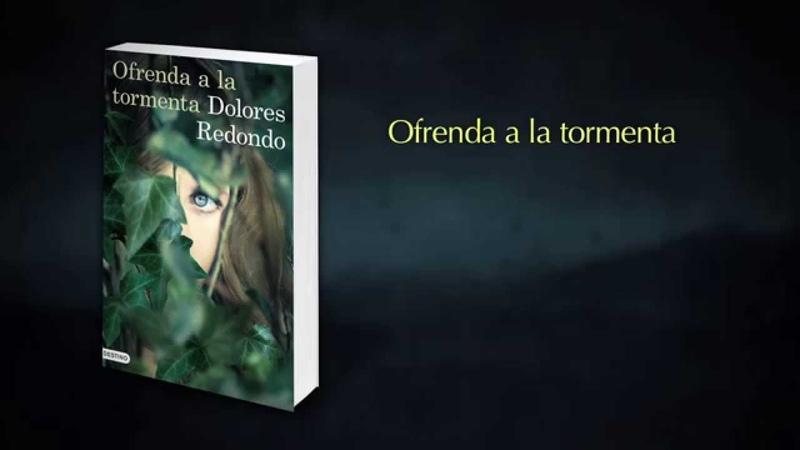 Ofrenda a la tormenta de Dolores Redondo - Booktrailer