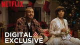 Kat Graham &amp Quincy Brown Wrapped Up with Netflix The Holiday Calendar Netflix